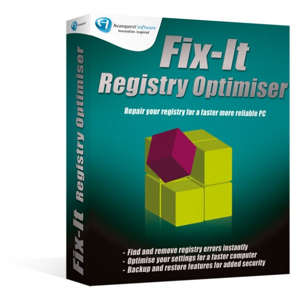 Avanquest Fix-It Registry Optimizer