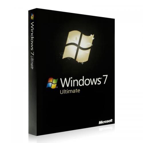 Windows 7 Ultimate 32/64 Bit Full Version Download License
