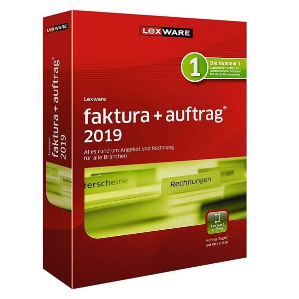 Lexware Faktura+Auftrag 2019