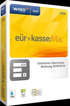 WISO EÜR + Kasse für MAC 2019