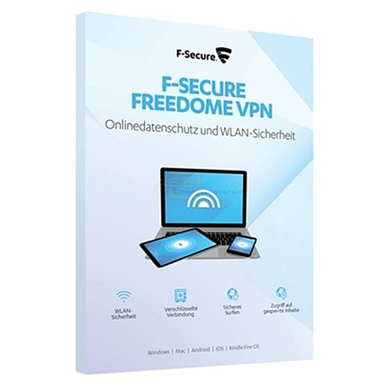 F-Secure Freedome VPN 2019