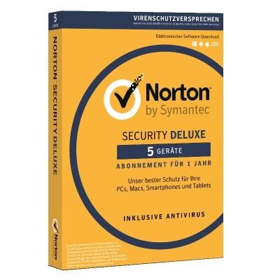 Symantec Norton Security Deluxe 2019