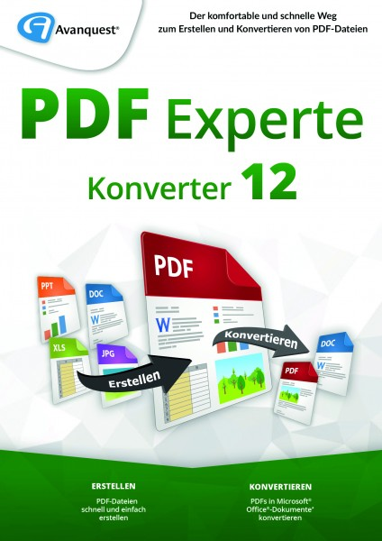 PDF Expert 12 converter