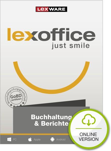 LexOffice Buchhaltung & Berichte