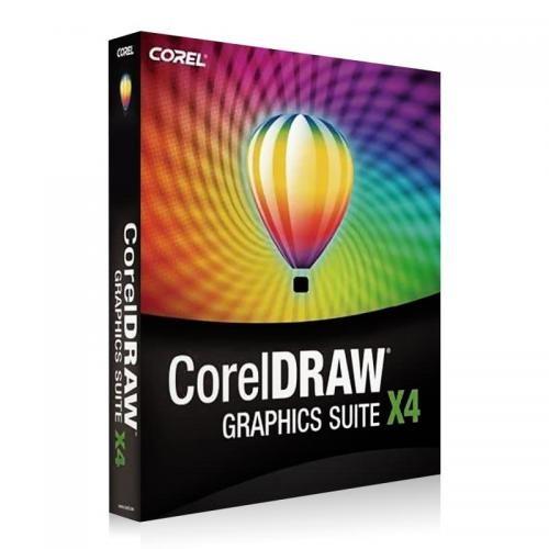 CorelDraw Graphics Suite X4 full version