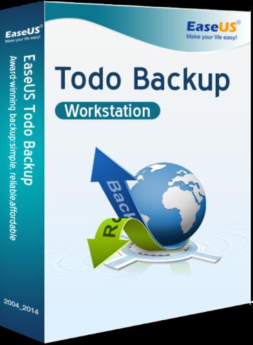 EaseUS Todo Backup Workstation 12.0