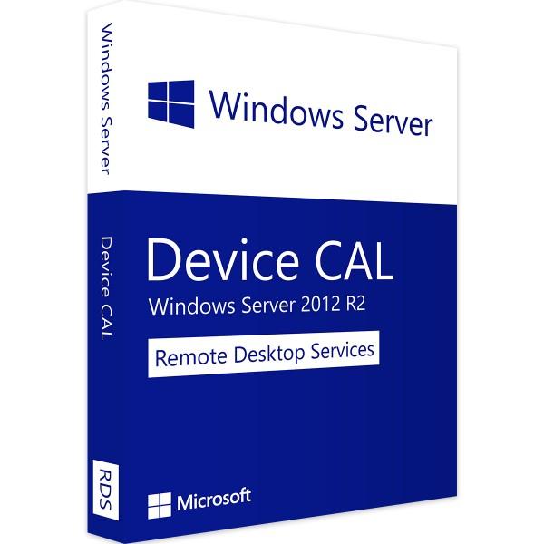 Windows Server 2012 R2 RDS - 1 Device CAL