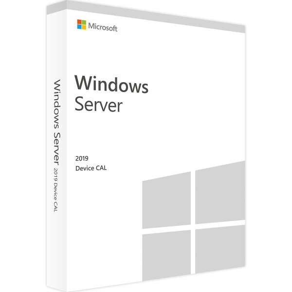 Windows Server 2019 - 10 Device CAL