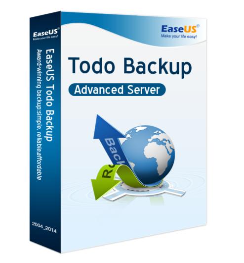EaseUS Todo Backup Advanced Server 12.0